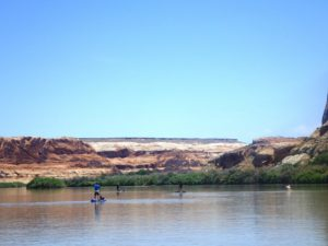 Paddleboard Camping Places to Stand Up